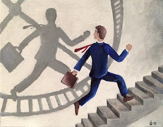 Is continuous learning really required to jump the Corporate Ladder ?