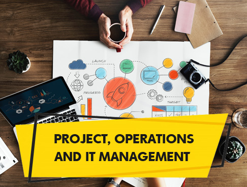Project, Operations and IT Management